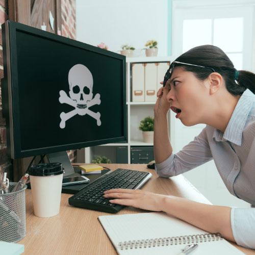 prevenire virus informatici