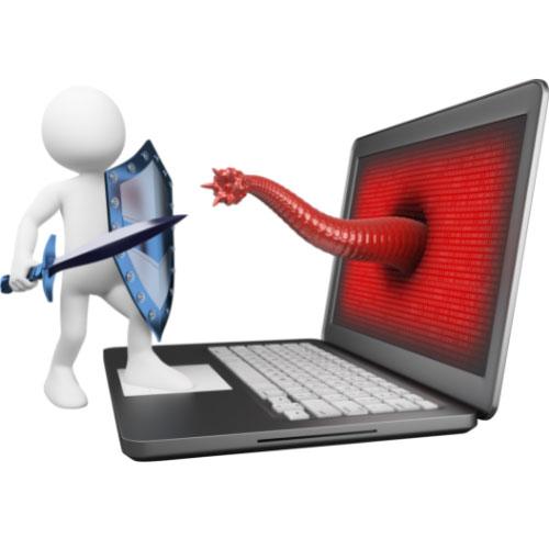 proteggersi da un virus informatico