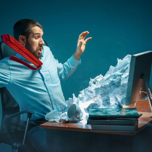 sintomi e segnali di un attacco virus informatico